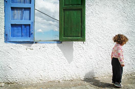 Ventana abierta a otras arquitecturas © Ana Asensio