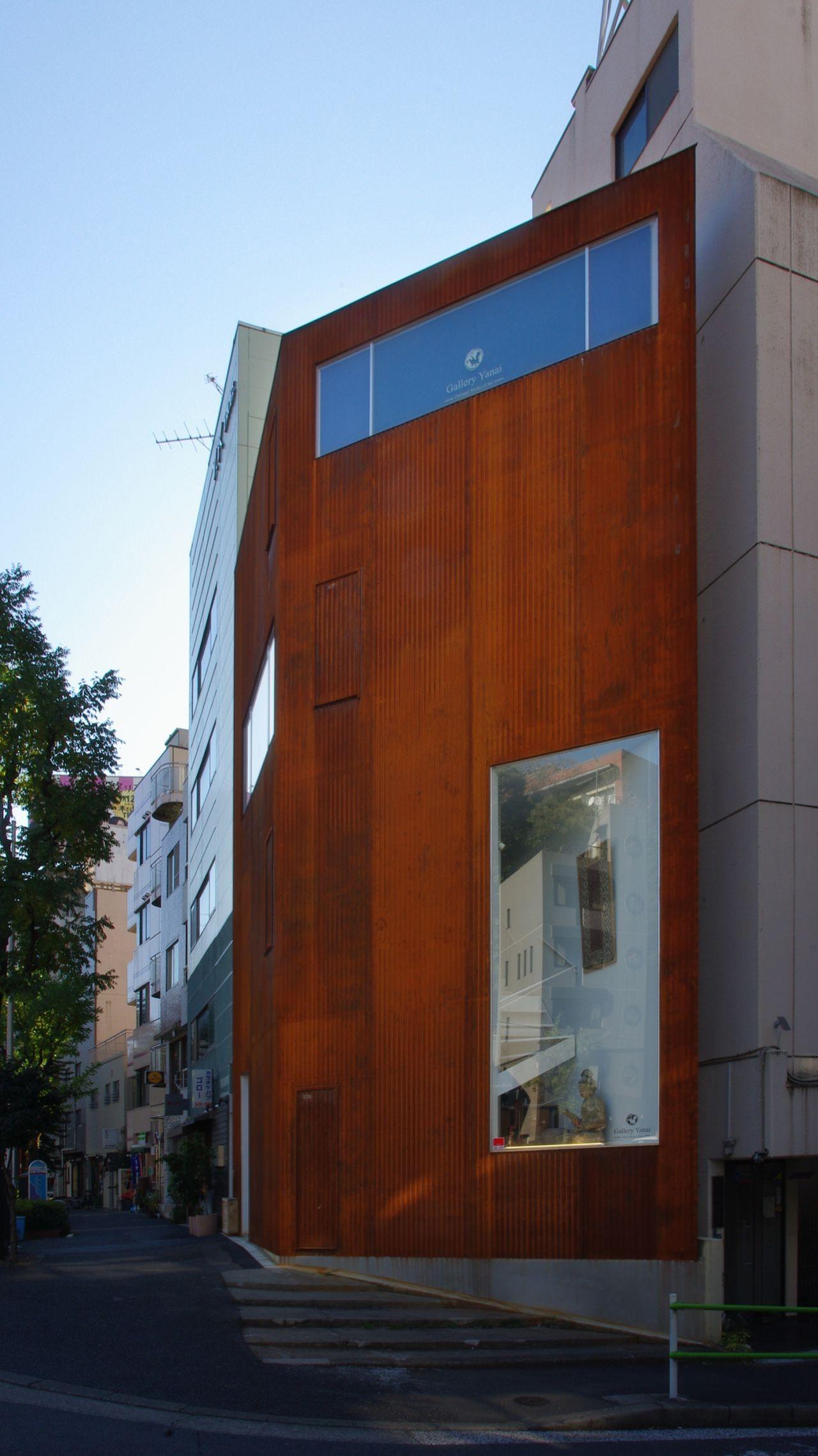 Iron Gallery / Kensuke Watanabe Architecture Studio, Courtesy of Kensuke Watanabe Architecture Studio