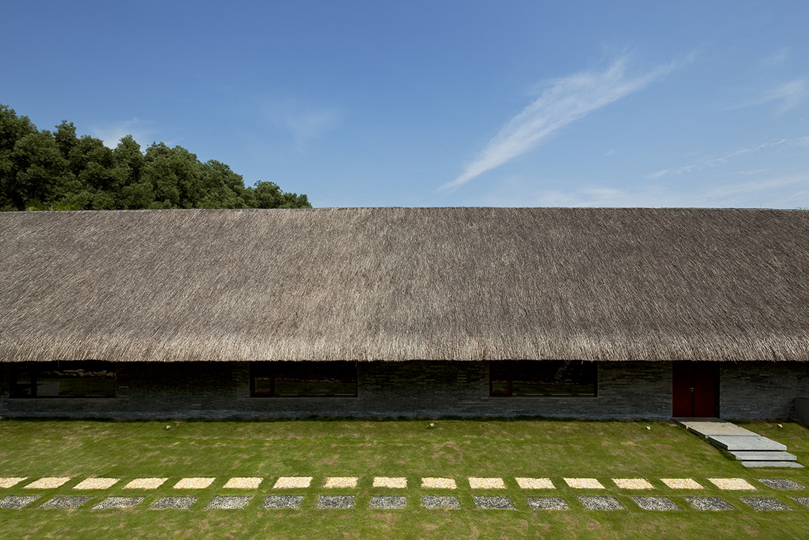 Dai Lai Conference Hall / Vo Trong Nghia Architects, © Hiroyuki Oki