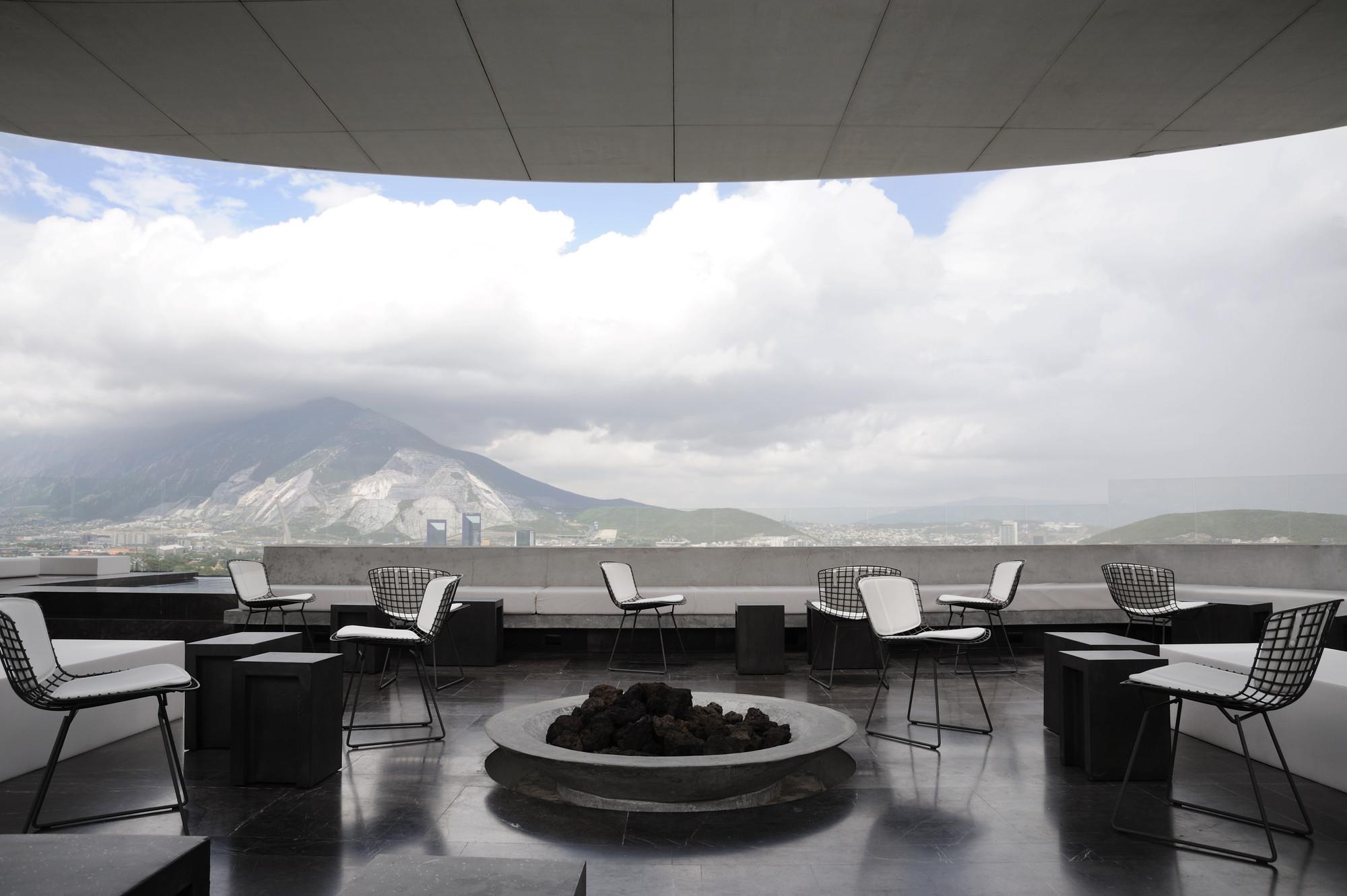 Gallery Of O Dos Vasconcelos Hotel Habita Monterrey