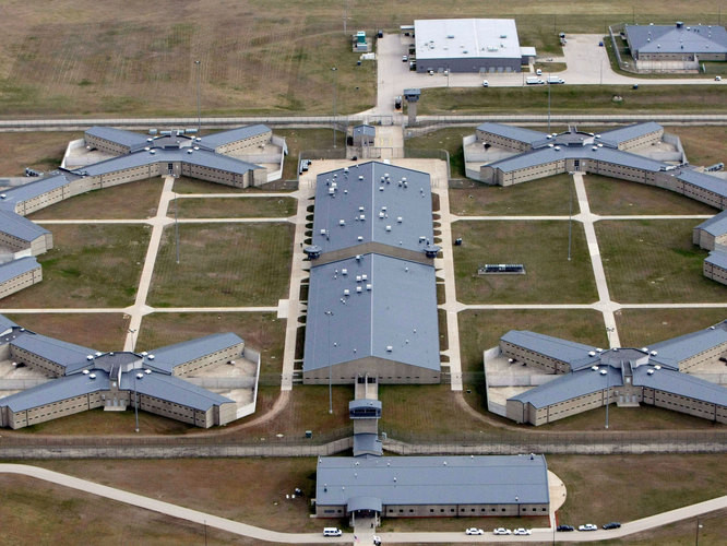 © Thomson Correctional Center, Thomoson, Ill. Rex Arbogast/AP via NPR.org