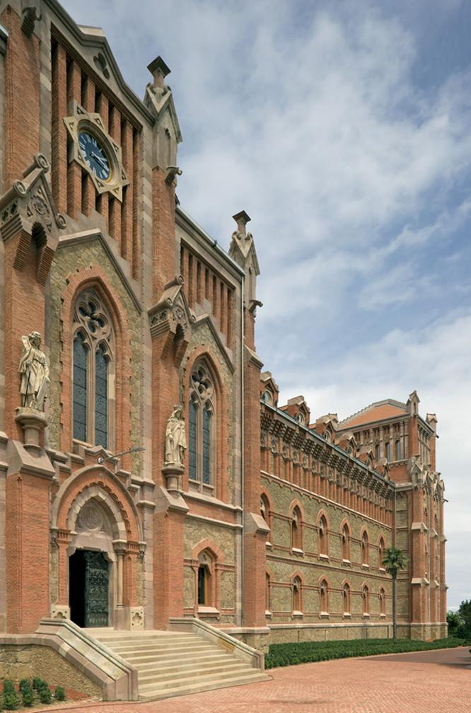 Renewal Of The Old Main Seminar Of Comillas University / Ortiz, Barrientos, Fernandez, Abascal, Muruzábal, Pesquera, Ulargui
