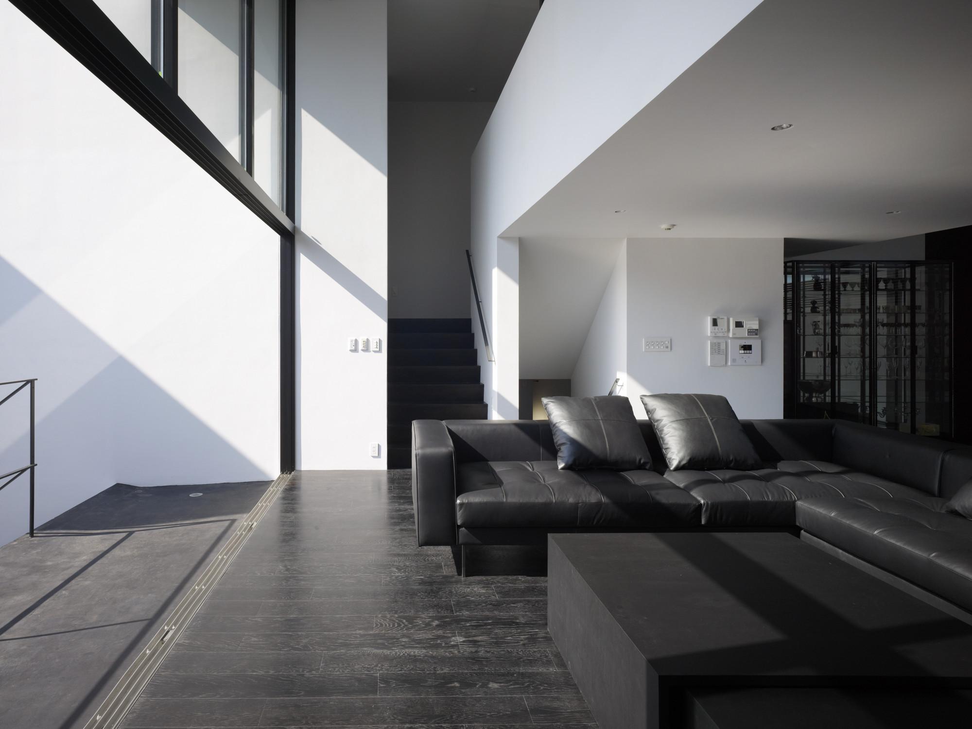 House in Sakurajyosui / General Design