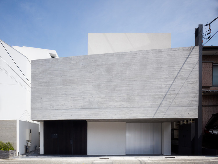 Casa en Higashiyama / Shin Ohori - General Design, © Daici Ano