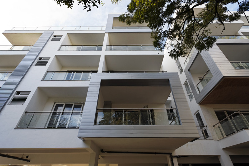 Crosswinds Apartments / VSDP