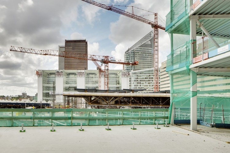 En Construcción: AvB Tower / Wiel Arets Architects, © Jan Bitter