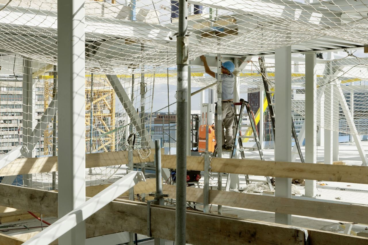 In Progress_AvB Tower / Wiel Arets Architects