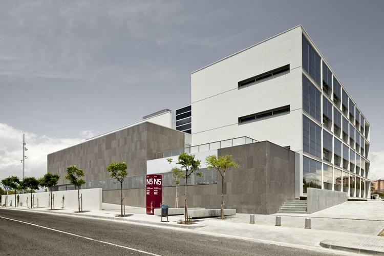 Research Center in Sustainable Chemistry - Tarragona University  / taller 9s arquitectes, © Adrià Goula Sardà