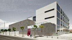 Research Center in Sustainable Chemistry - Tarragona University  / taller 9s arquitectes
