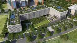World Green Center / cCe arquitectos + Andreu arquitectos