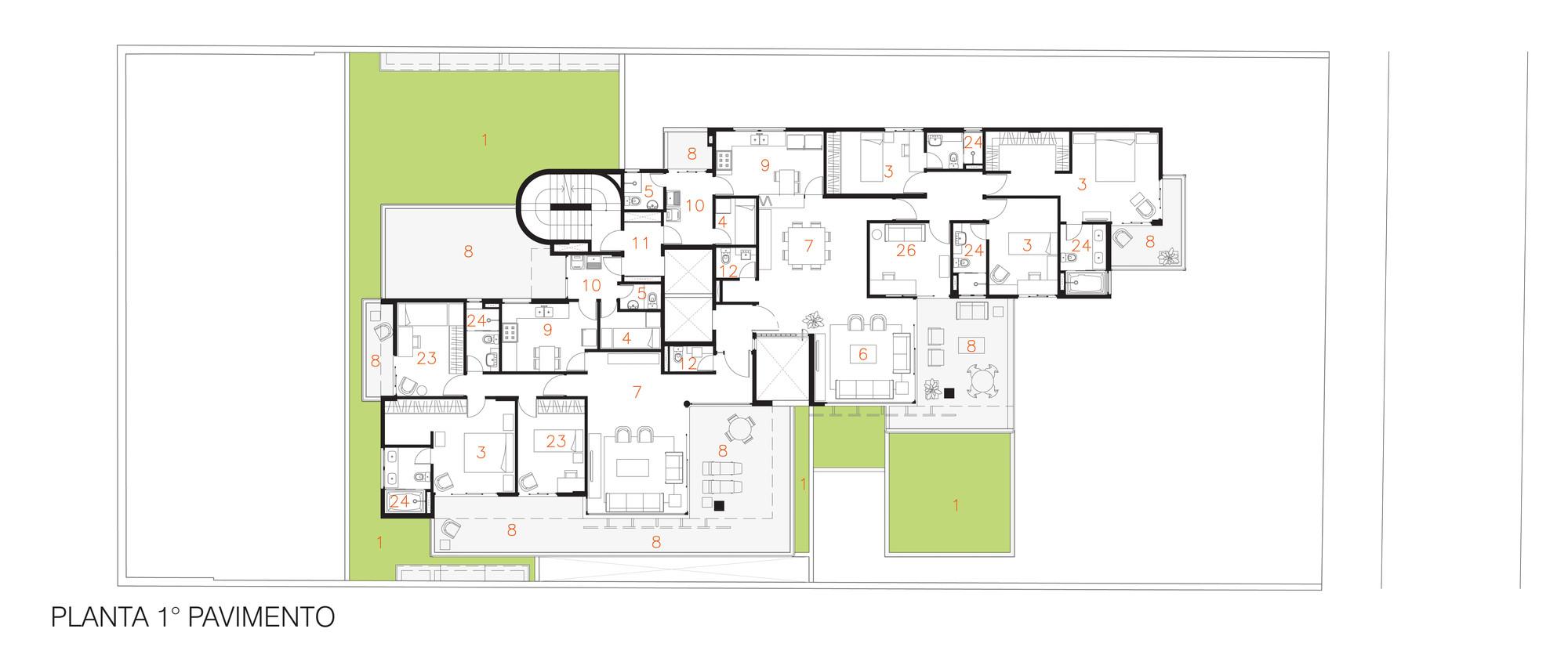 Fidalga 800 Building / Reinach Mendonça Arquitetos Associados