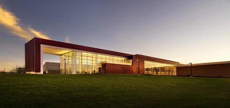 Central de la Universidad Michigan - Centro de Eventos / SmithGroupJJR, Cortesía de SmithGroupJJR