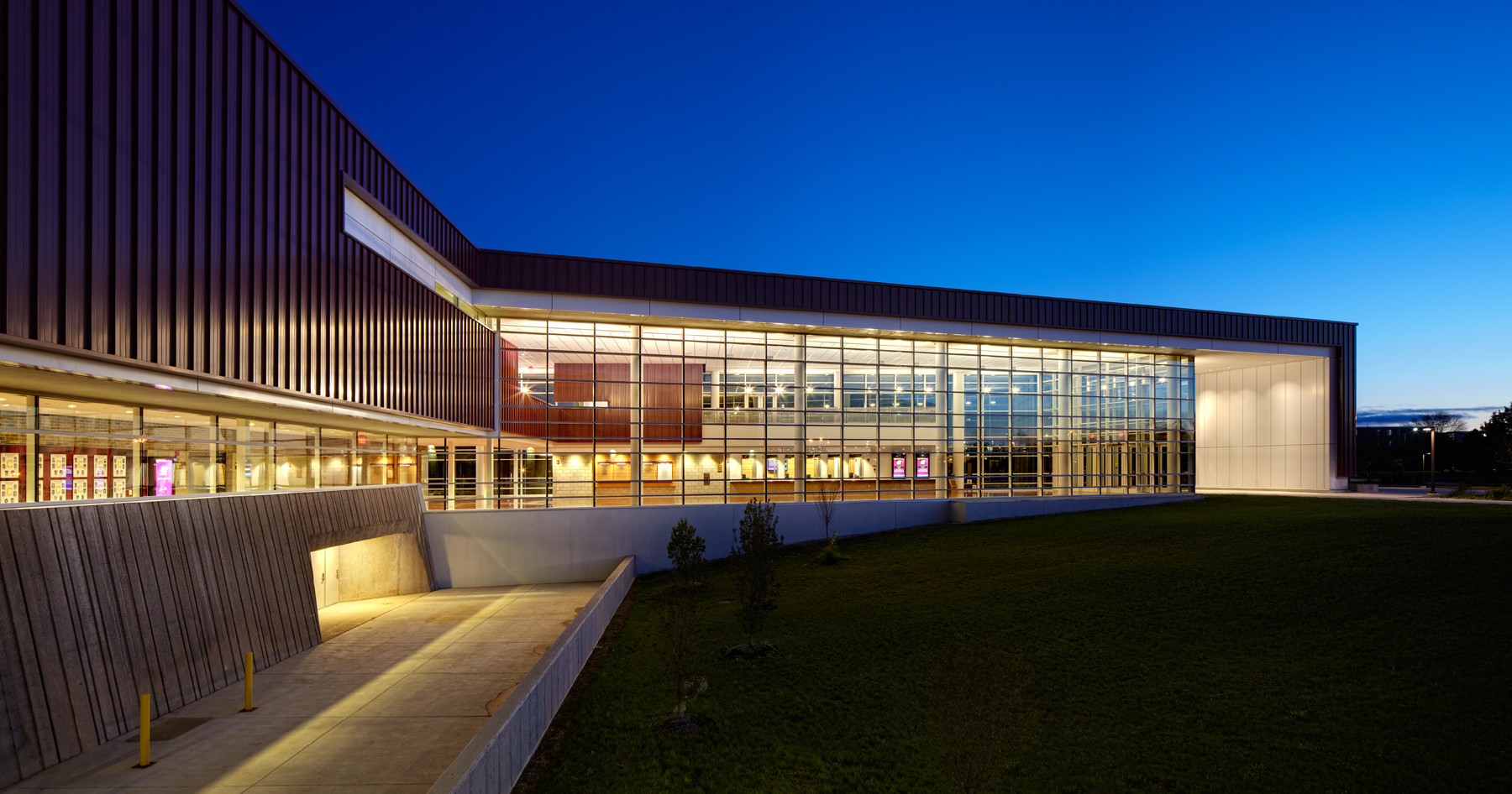 Central Michigan University Events Center / SmithGroupJJR