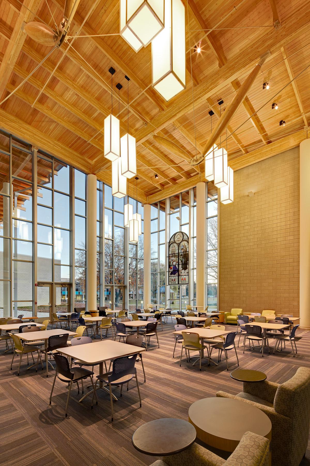 Madonna University - Franciscan Center for Science and Media / SmithGroupJJR