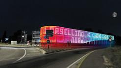 Ganador Concurso Bargellino Plug & Play / Ciclostile Architettura