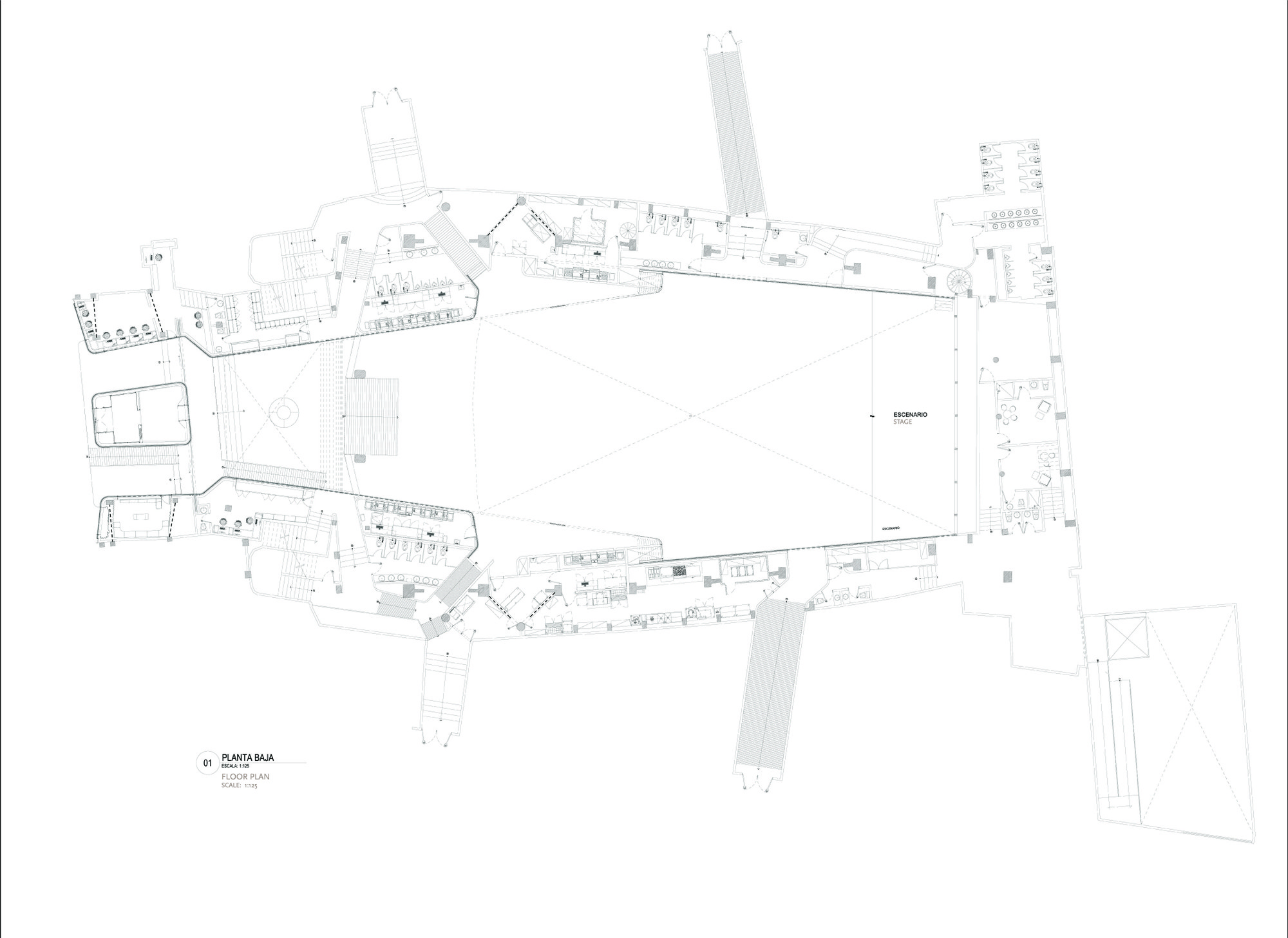El Plaza Condesa / Muñohierro + Esrawe Studio