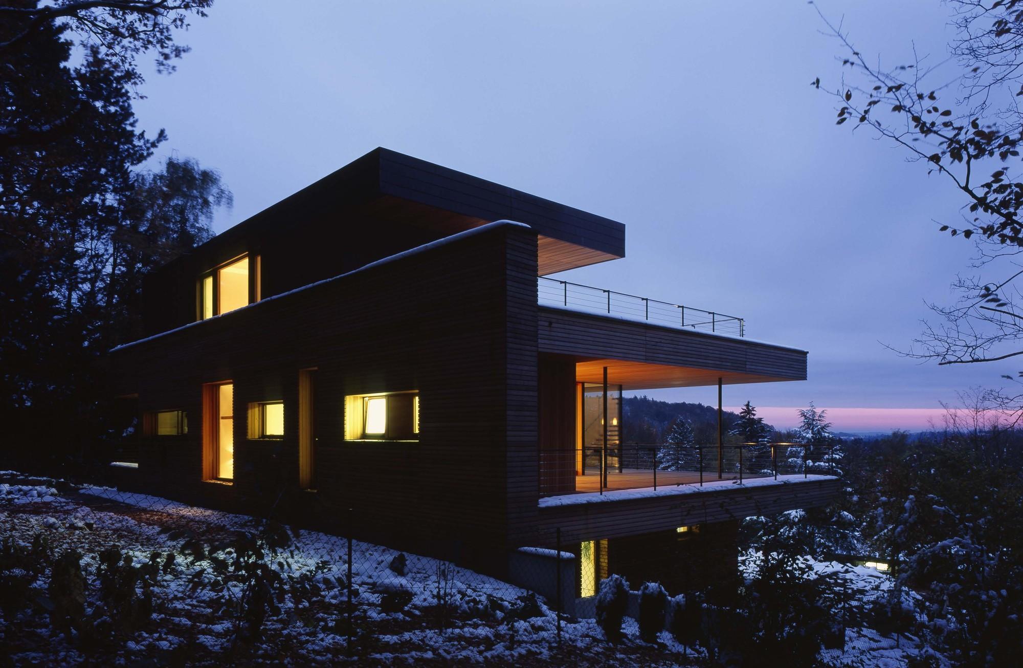 House Heilbronn / k_m architektur