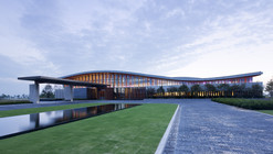 Jack Nicklaus Golf Club / Yazdani Studio of CannonDesign