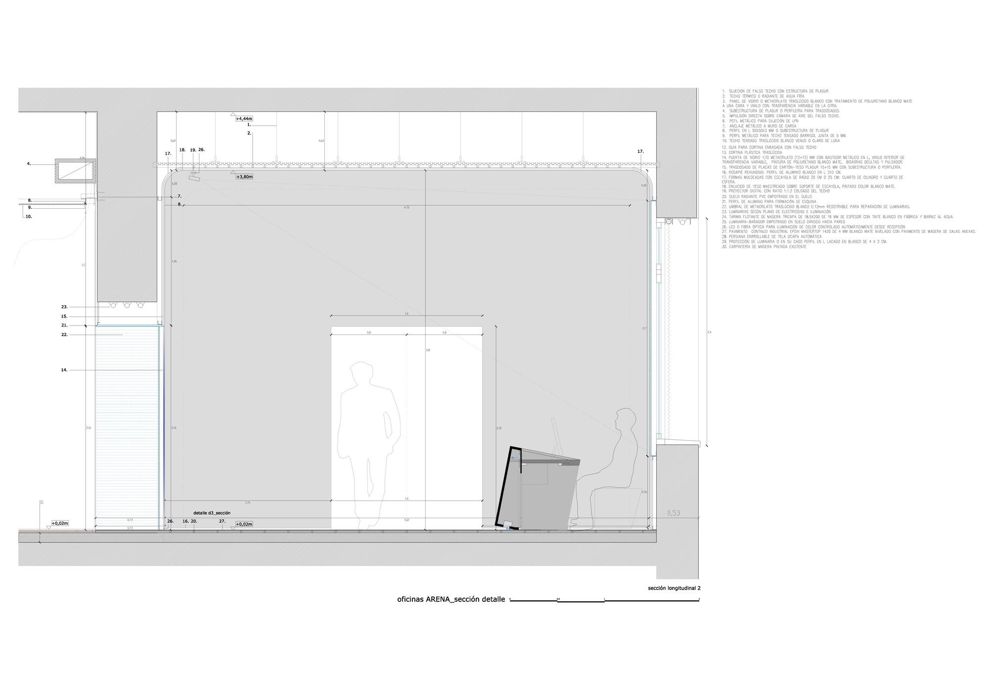 Galer a de oficinas arena cuac arquitectura 36 - Cuac arquitectura ...