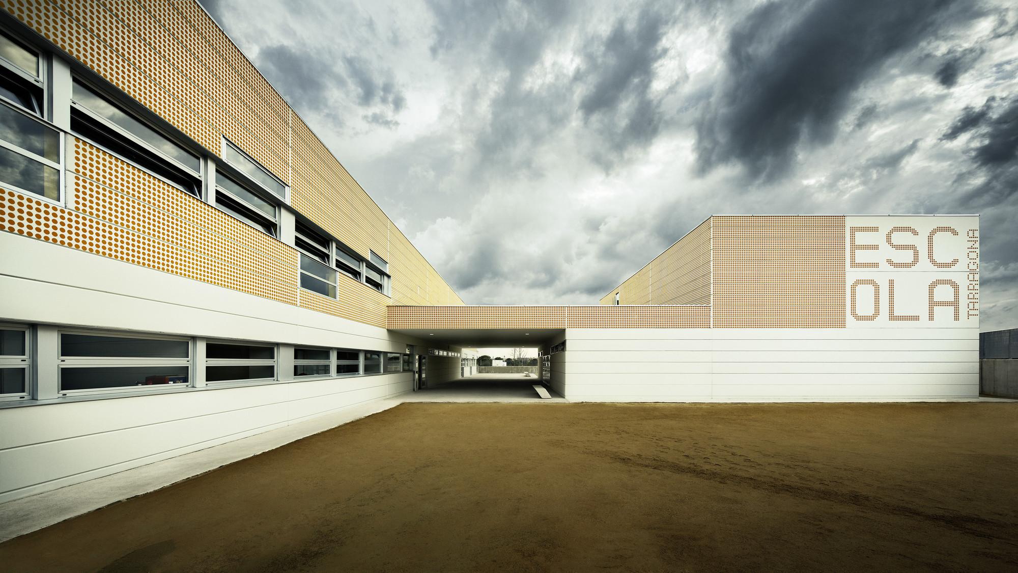 School in Tarragona / Batlle i Roig Arquitectes, Courtesy of Batlle i Roig