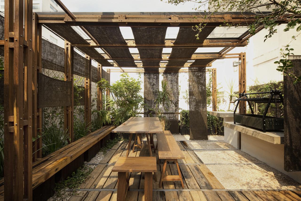 Galer a de terraza tea estudio mmx 4 - Jardines en la terraza ...