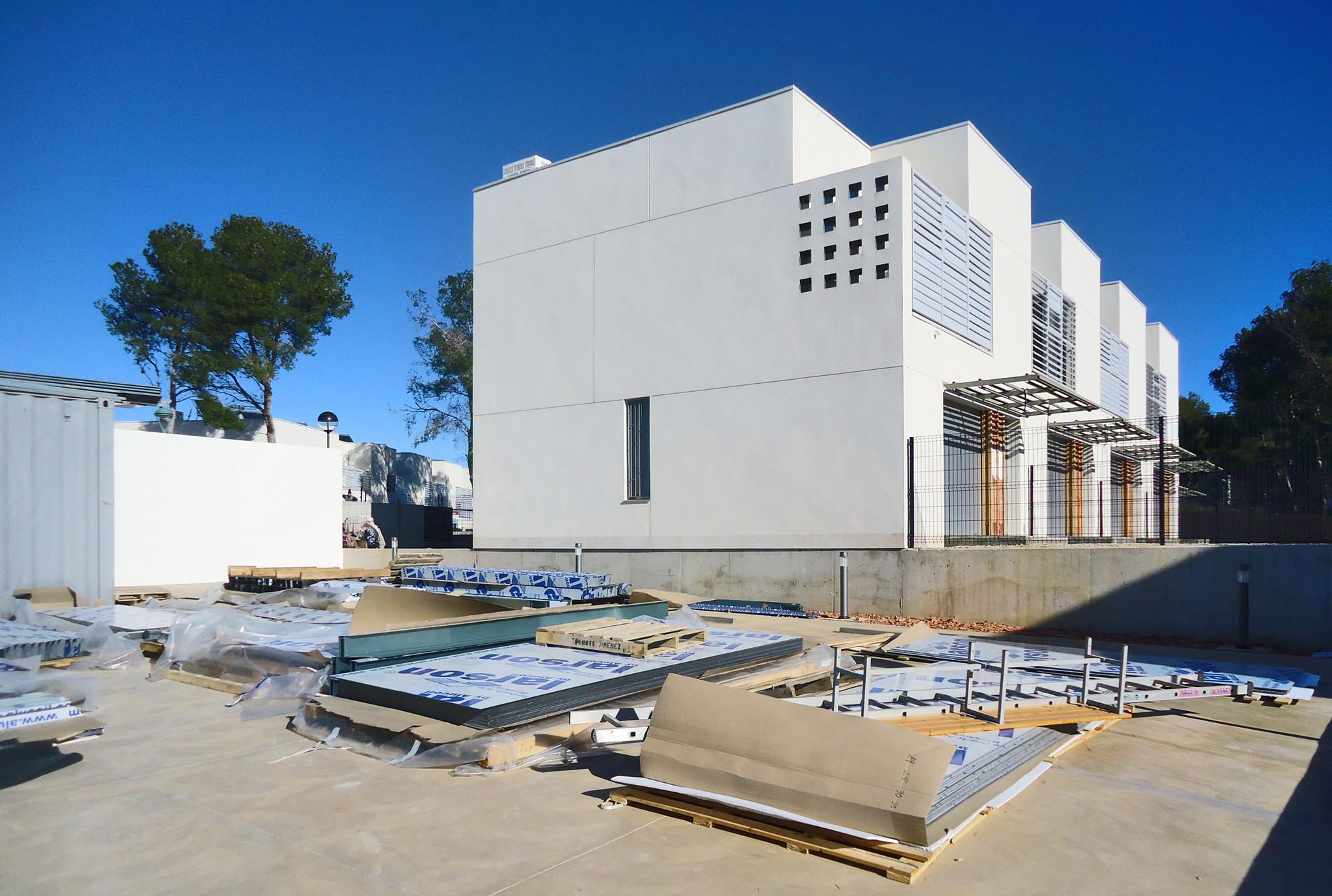 52 Viviendas Sociales en Rodolat / Aguilera | Guerrero Arquitectos, Cortesia de Aguilera | Guerrero Arquitectos