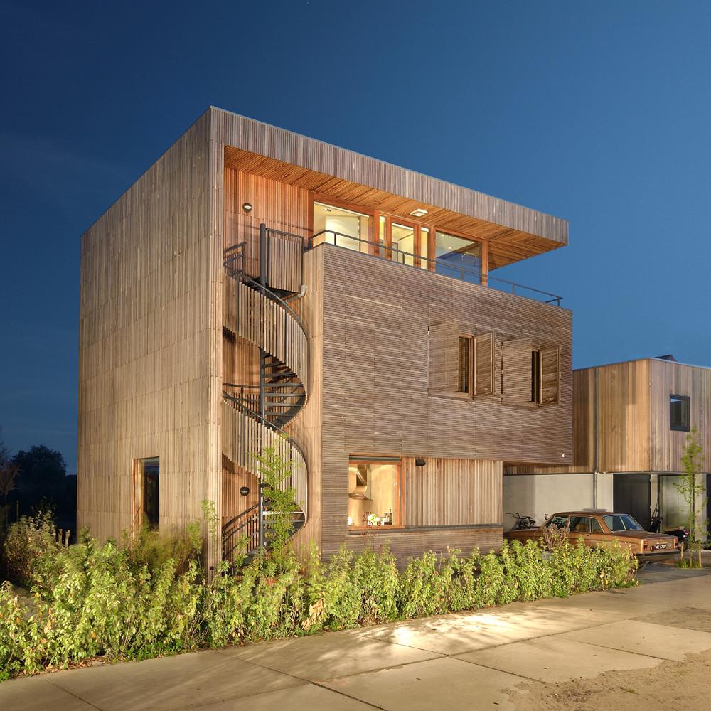 Villa Rieteiland-Oost / Egeon Architecten