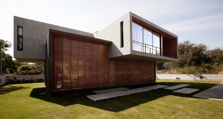 Casa W / IDIN Architects, © Spaceshift Studio