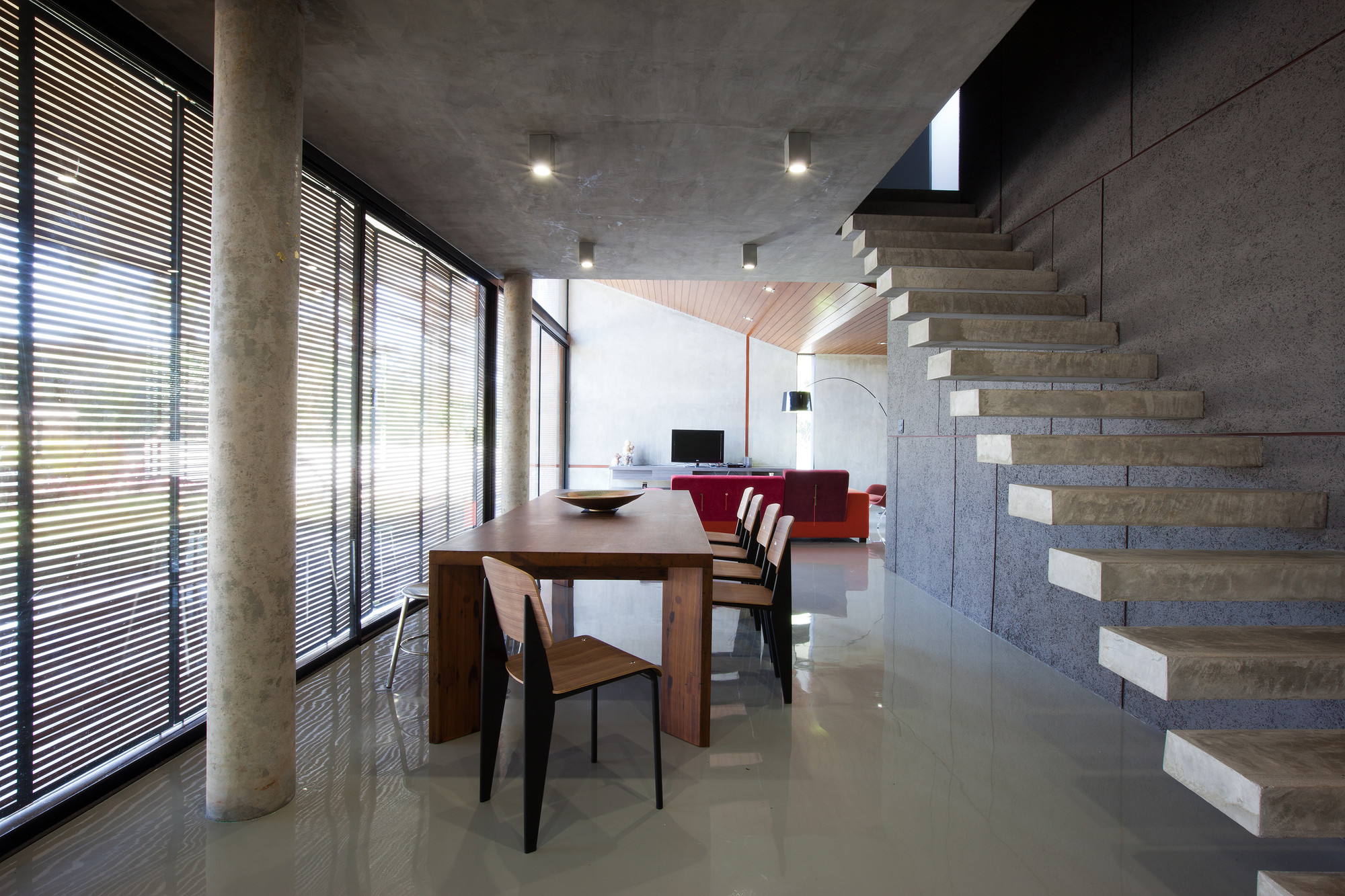 Gallery Of W House Idin Architects 16