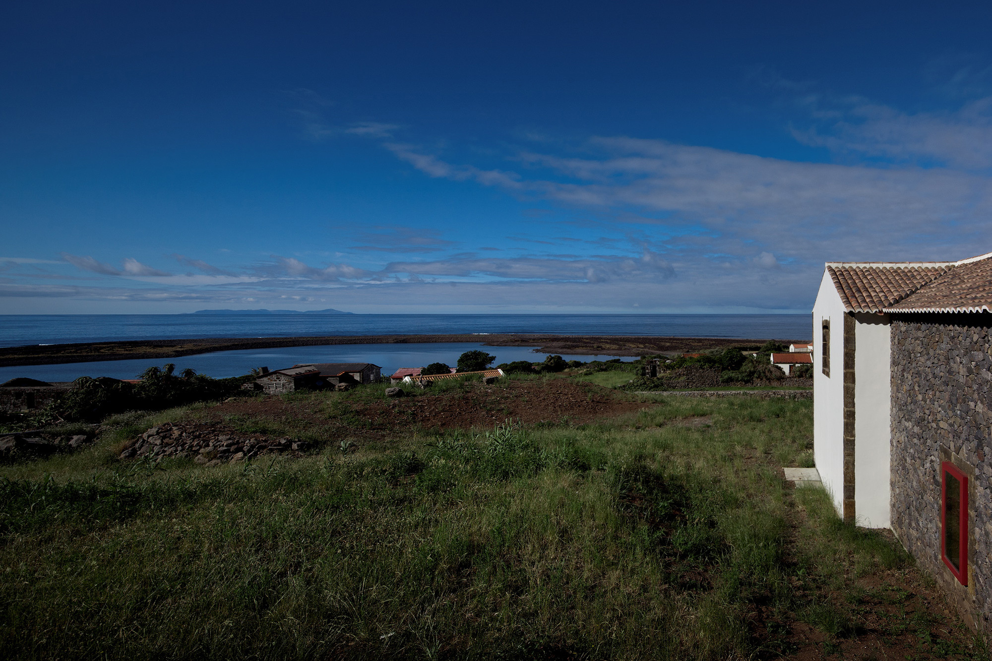 Environmental Interpretation Centre in São Jorge Island / Ana Laura Vasconcelos