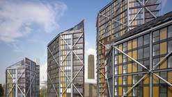 NEO Bankside / Rogers Stirk Harbour + Partners