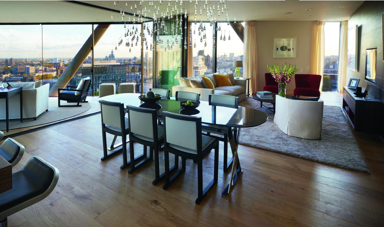 NEO Bankside / Rogers Stirk Harbour + Partners
