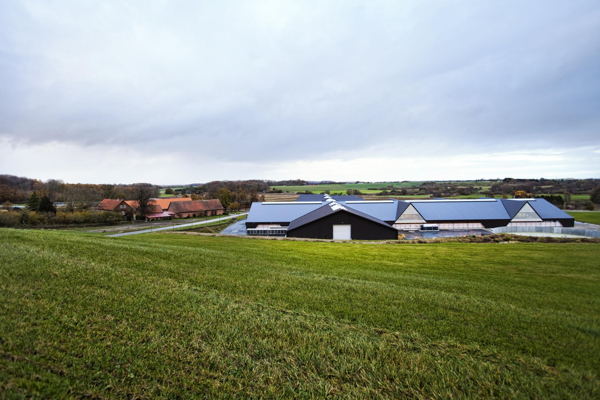 Vejlskovgaard Stable / LUMO Architects
