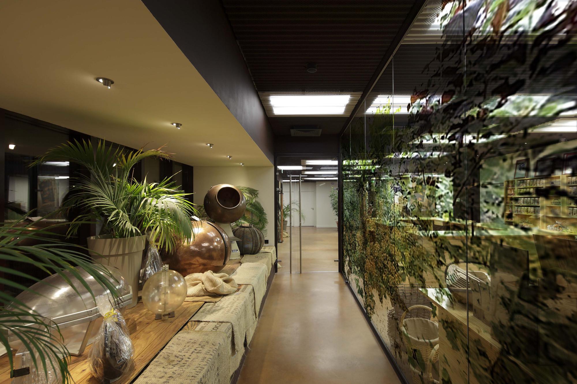 Chocolaterie Bovetti / CA/PA Architectes