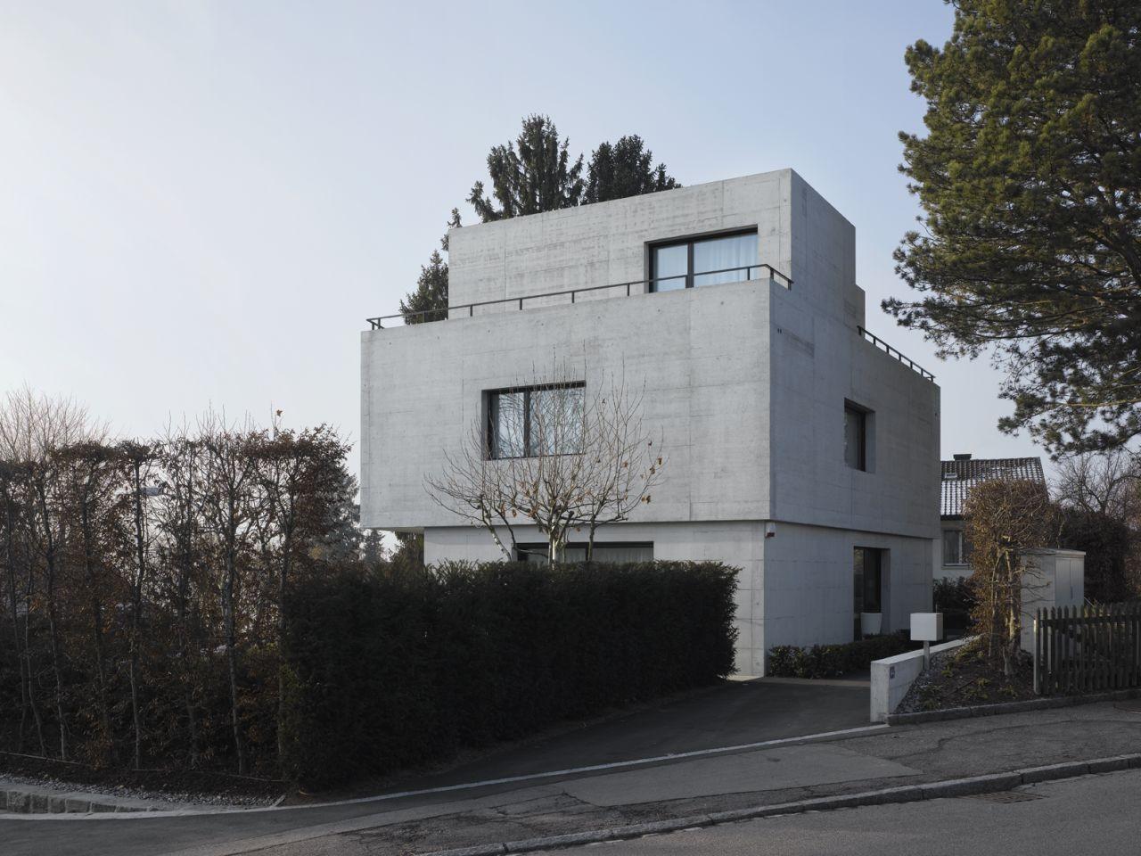 House Erlenbach / Spillmann Echsle