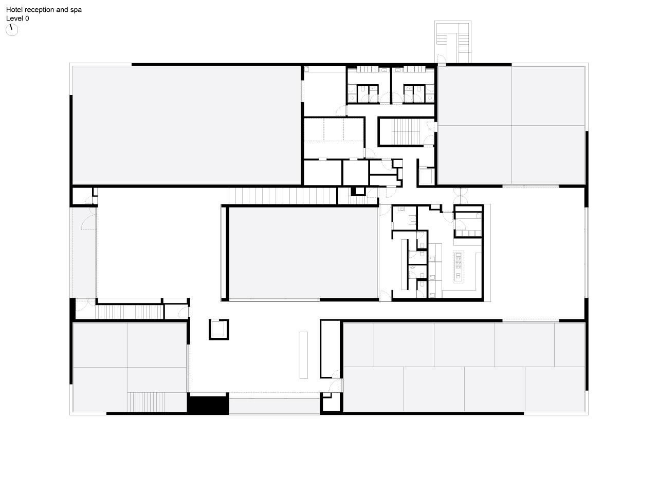 Gallery of l 39 and vineyards hotel promontorio studio for Marcio kogan plans