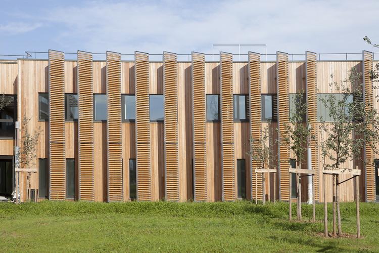 Centro del Medioambiente Véolia / Arte Charpentier Architectes, © Paul Kozlowski