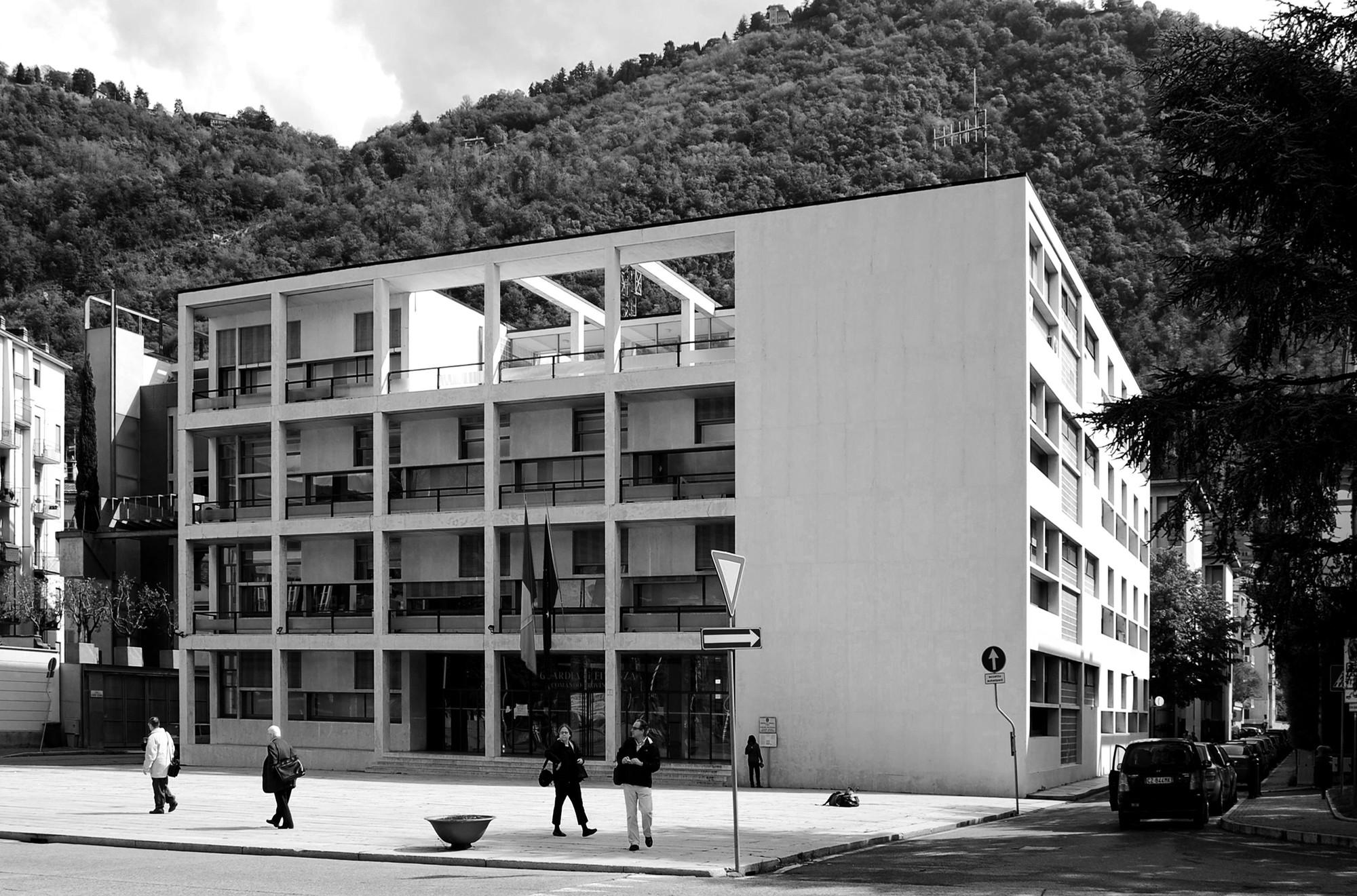 Clásicos de Arquitectura: Casa del Fascio / Giuseppe Terragni, © Guillermo Hevia García