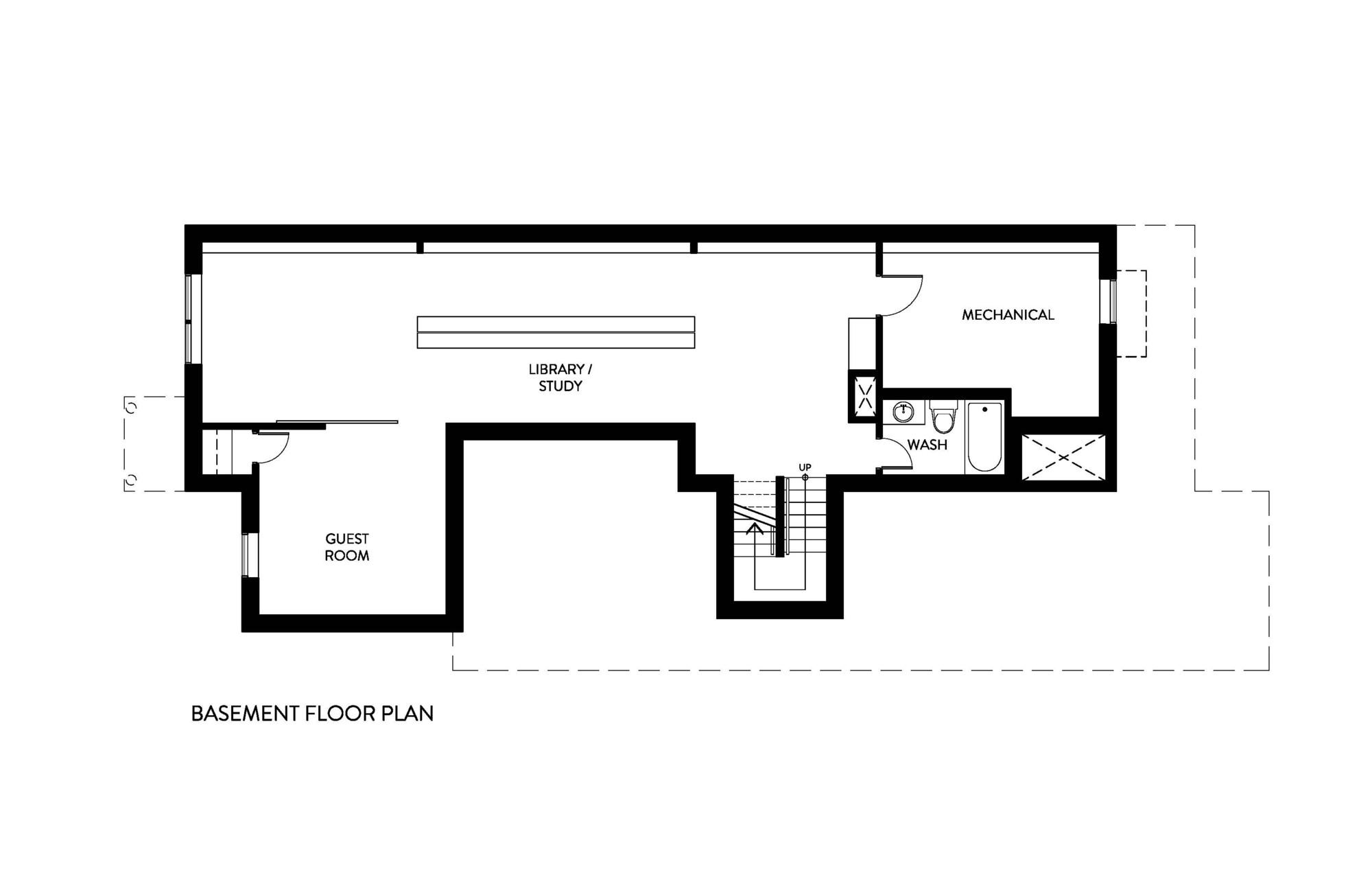 New Edinburgh House / Christopher Simmonds Architect