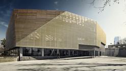 Edifício Poliesportivo / Batlle i Roig Arquitectes