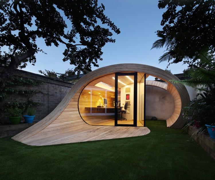 Shoffice / Platform 5 Architects, © Alan Williams Photography