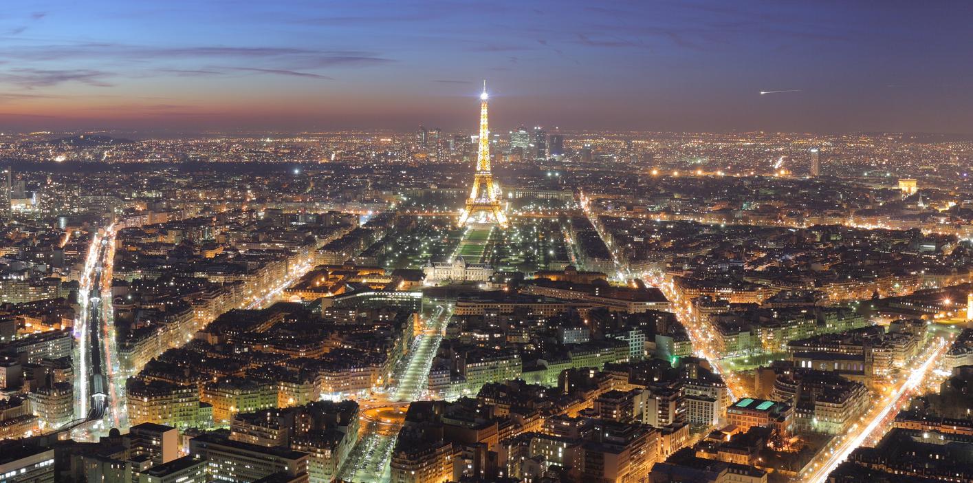 Paris apagará sus luces para economizar energía, Cortesía de Wikimedia Commons