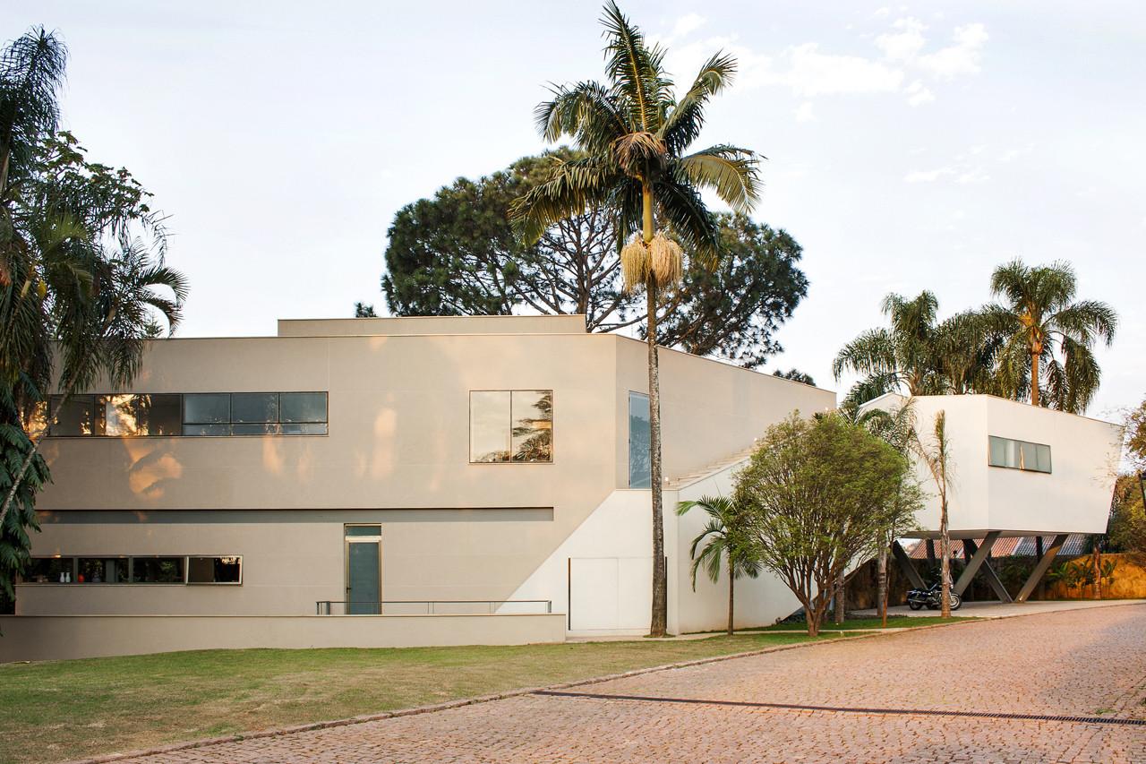 Offset House / Shieh Arquitetos Associados