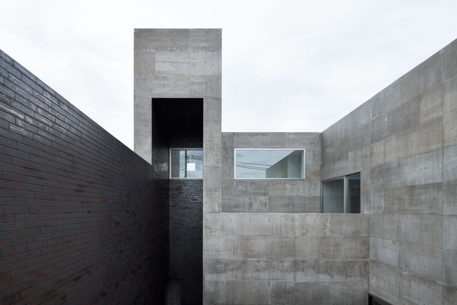 Gallery of house of silence form kouichi kimura for Form architecture
