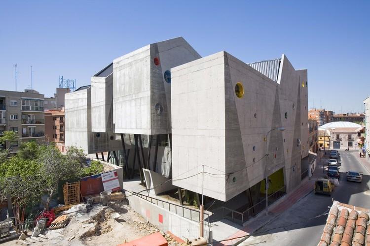 I.M.A.M. / nodo17 Architects, © Amparo Garrido