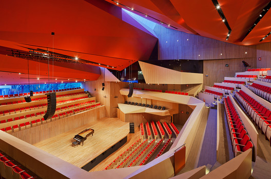 Centro Cultural Roberto Cantoral - DF, Mexico - Broissin Arquitectos