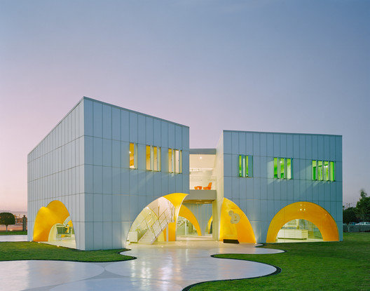Nestle Lab - Queretaro, Mexico - Rojkind Arquitectos
