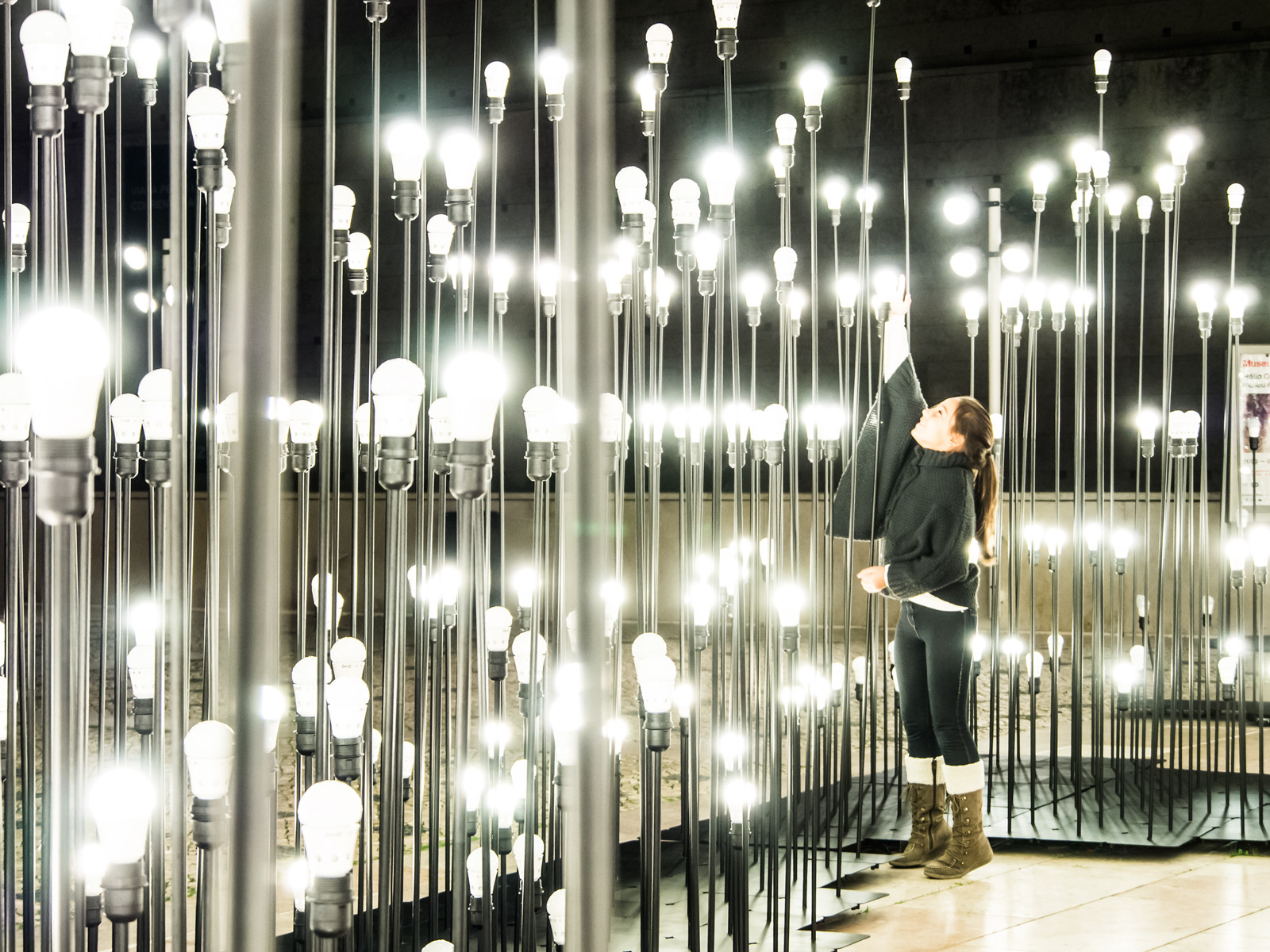 LEDscape / LIKEarchitects