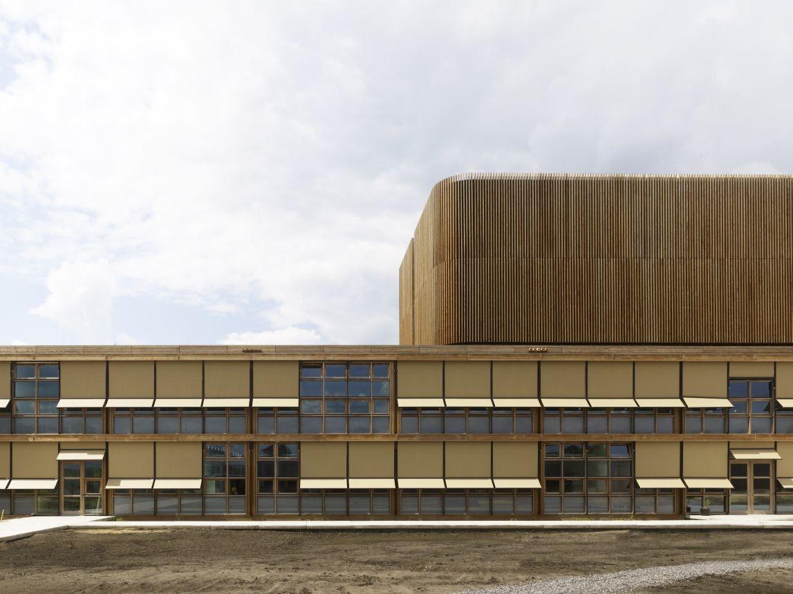 Netherlands Institute for Ecology (NIOO-KNAW) / Claus en Kaan Architecten
