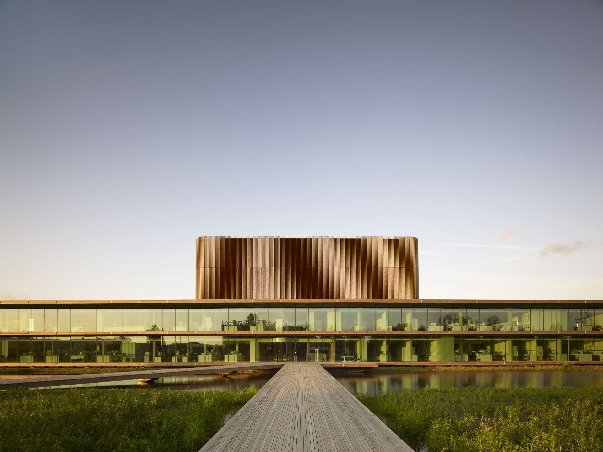 Netherlands Institute for Ecology (NIOO-KNAW) / Claus en Kaan Architecten
